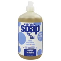 EO Products - Everyone Soap for Every Kid Lavender Lullaby - 32 oz.(pack of 6)