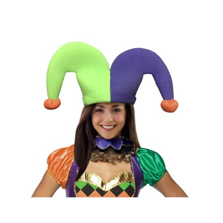 Jester Hats Wholesale (Jester Adult Hat)