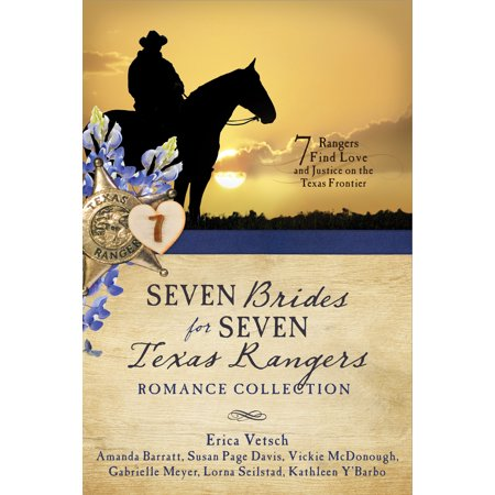 Seven Brides for Seven Texas Rangers Romance Collection : 7 Rangers Find Love and Justice on the Texas Frontier - Frontier Texas Halloween