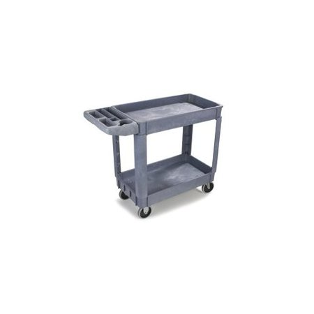 Box Utility Cart - Carlisle Food Service Products Bin Top Utility Cart