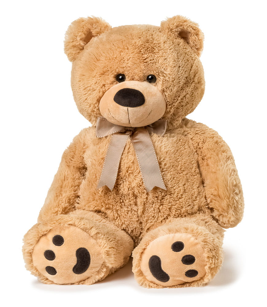 Joon Big Teddy Bear, Tan by Joon