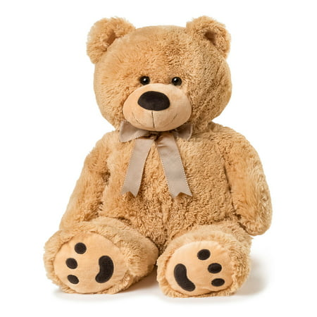 Joon Big Teddy Bear, Tan](Shih Tzu Teddy Bear Halloween)