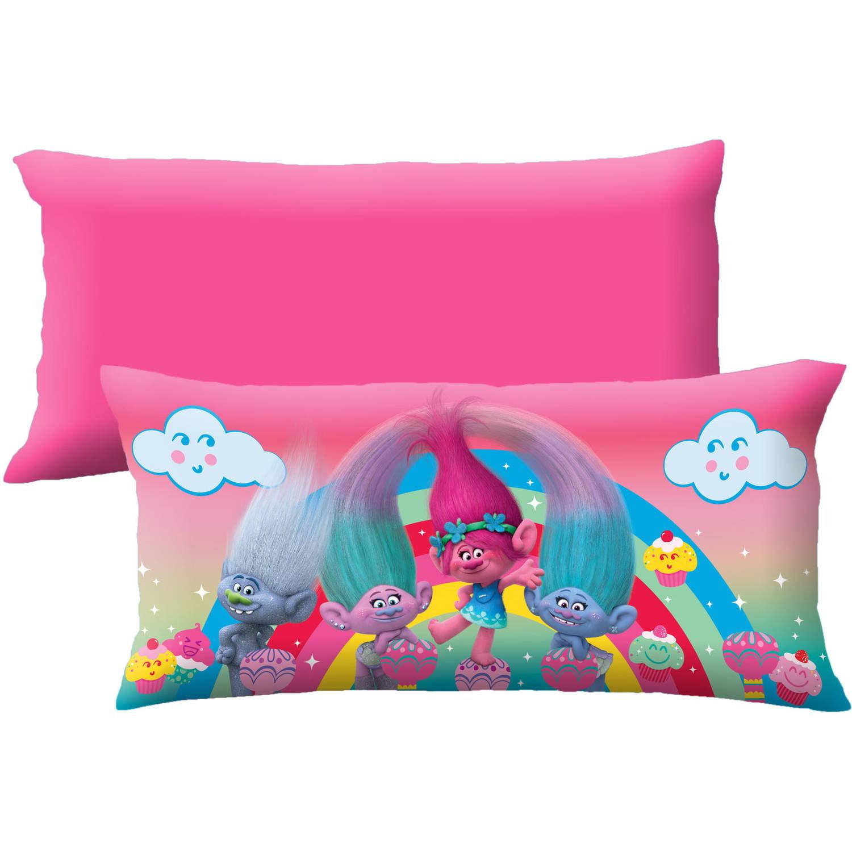Dreamwork's Trolls Cupcake Garden Body Pillow