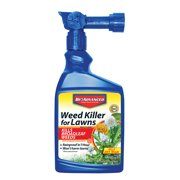 BioAdvanced Weed Killer for Lawns, Ready-to-Spray, 32-Ounce