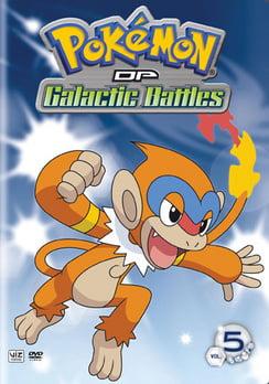 Pokemon Diamond & Pearl Galactic Battles Volume 5 (DVD) by VIZ VIDEO