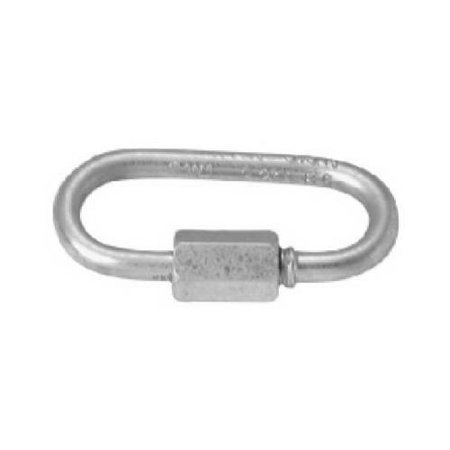 Apex Tools Group T7645146V Quick Link, Zinc Finish, 0.375-In.