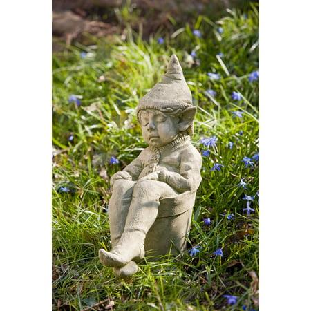 Campania Joe, Cast Stone Mythical Creature Statue Garden -