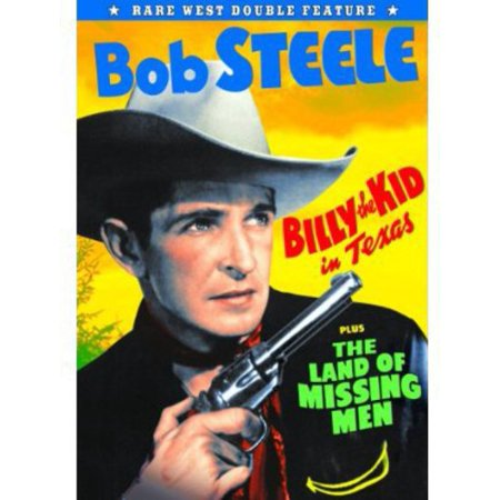 Billy the Kid in Texas / The Land of Missing Men (DVD)