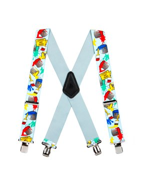 c31f7dbf0bd Product Image Suspender Store Painter Clip-End Novelty Tradesman Suspenders  (3 Sizes)