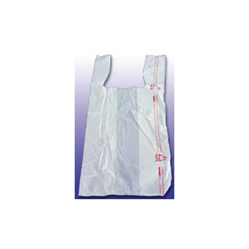 Barnes Paper Company Shopping Bag in White