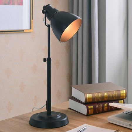 Kenroy Home Polk Oil Rubbed Bronze Desk Lamp Walmart Com