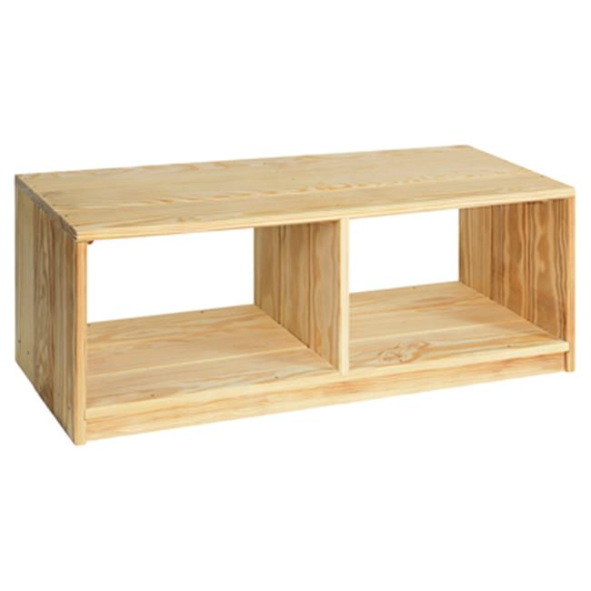Wood Designs 991291 Outdoor Bench with Storage