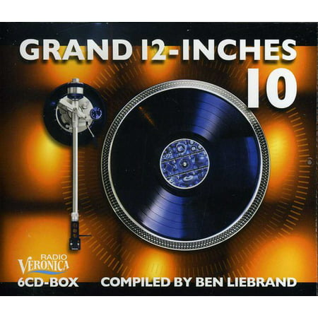 Grand 12 Inches 10 (CD) ()