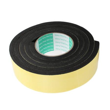 50mm Width 10mm Thickness EVA Single Side Sponge Foam Tape 2 Meter Length - image 1 of 3