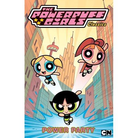 Powerpuff Girls Classics, Vol. 1: Power Party - eBook - Bbc Radio 1 Dan And Phil Halloween