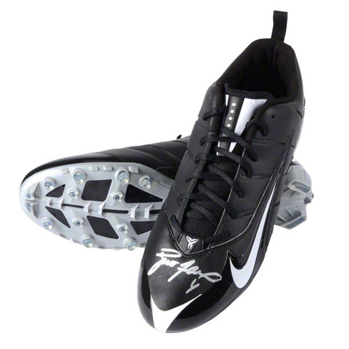 NFL - Brett Favre Green Bay Packers Autographed Cleats