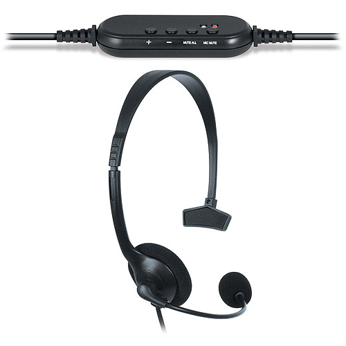 PS3 Broadcaster Headset