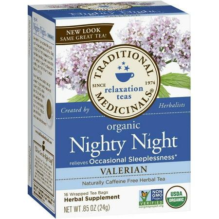 TRADITIONAL MEDICINALS Nighty