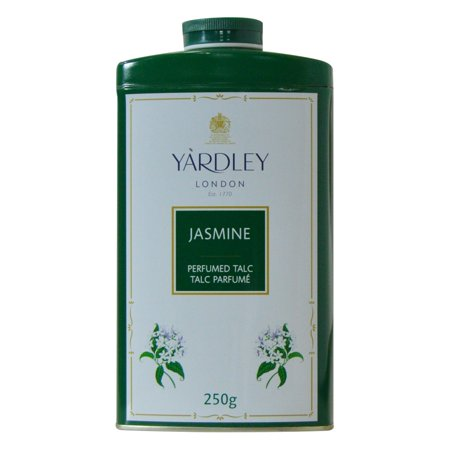 Yardley Jasmine Perfumed Talc Talcum, 250g