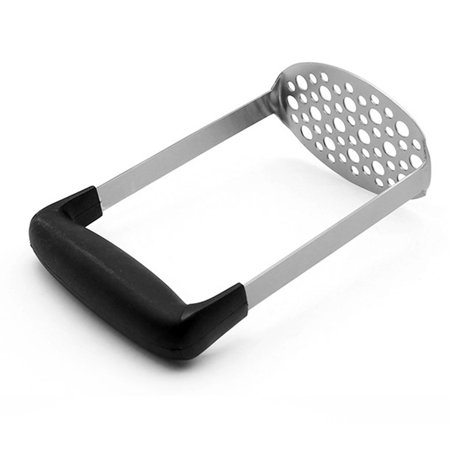 Home Kitchen Stainless Steel Potato Masher Heat Resistant Vegetable Tool - image 5 of 8