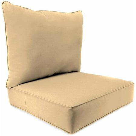 Jordan Manufacturing Outdoor Patio 2 Piece Deep Seat Chair ...