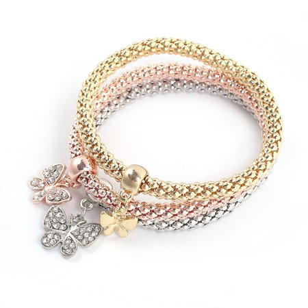 Butterfly Stretch Bracelets I