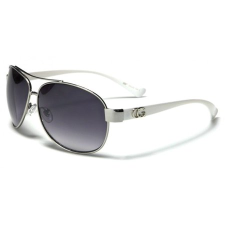 dc0d96ce7a Sunny Shades - 80s Mens Womens Vintage Retro Classic Fashion Designer  Aviator Sunglasses Large - Walmart.com
