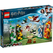 Harry Potter Quidditch Match Set LEGO 75956
