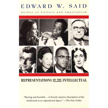 Representations of the Intellectual: The 1933 Reith Lectures by