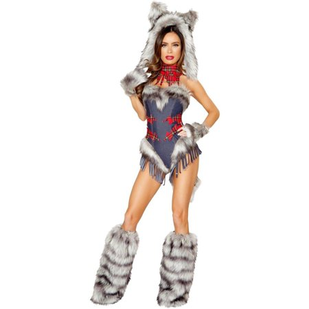 2pc Big Bad Wolf - Big Bad Wolf Mask