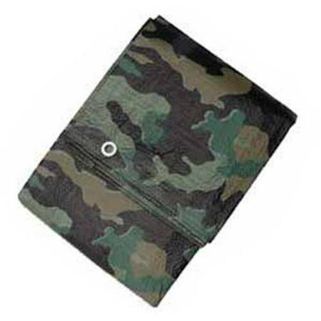 Tex Sport Tarp, Camouflage, 10' x 12'