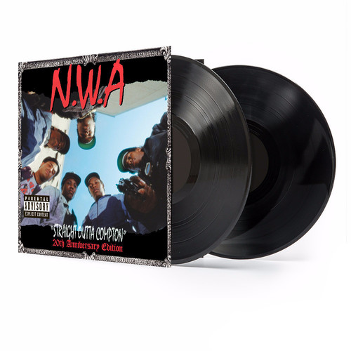 Straight Outta Compton: 20th Anniversary Edition (Vinyl)