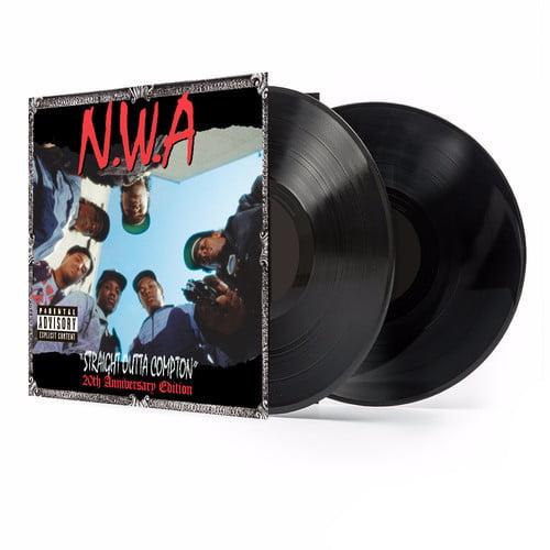 Straight Outta Compton: 20th Anniversary Edition (Vinyl)