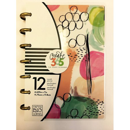 Me And My Big Ideas The Happy Planner Painterly Abstract