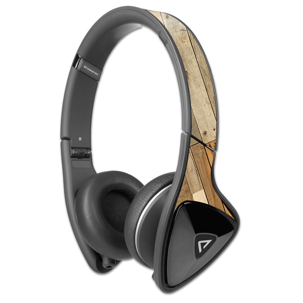 MightySkins Protective Vinyl Skin Decal for Monster DNA Headphones wrap cover sticker skins