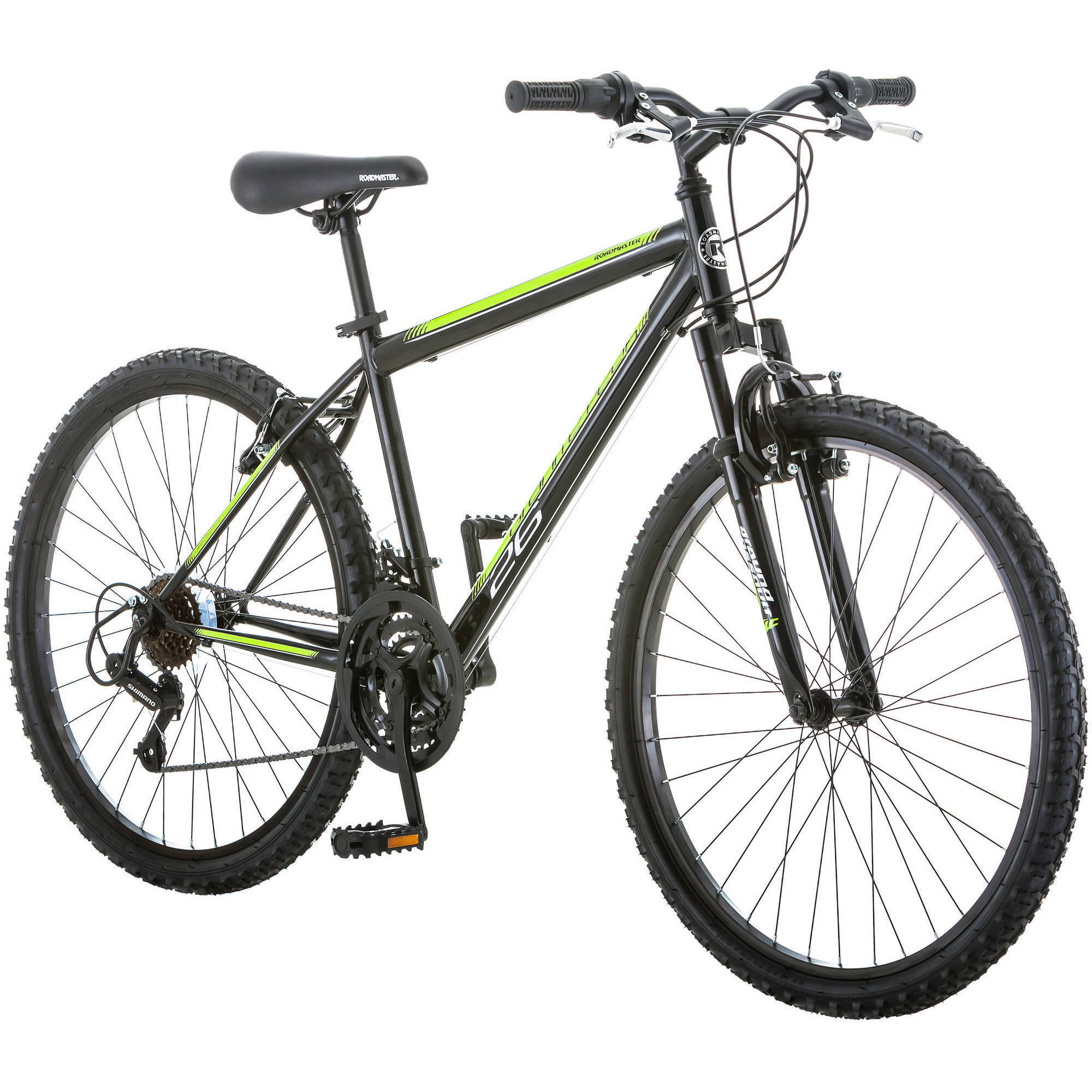 "26"" Roadmaster Granite Peak Men's Bike, Multiple Colors"