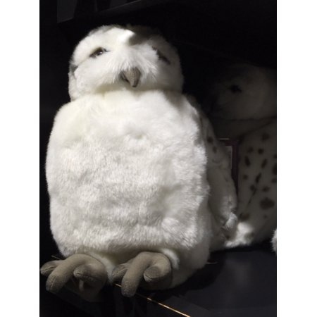 Universal Studios Harry Potter Hedwig Puppet With Sound Plush Toy New with Tags - Harry Potter Hedwig Plush