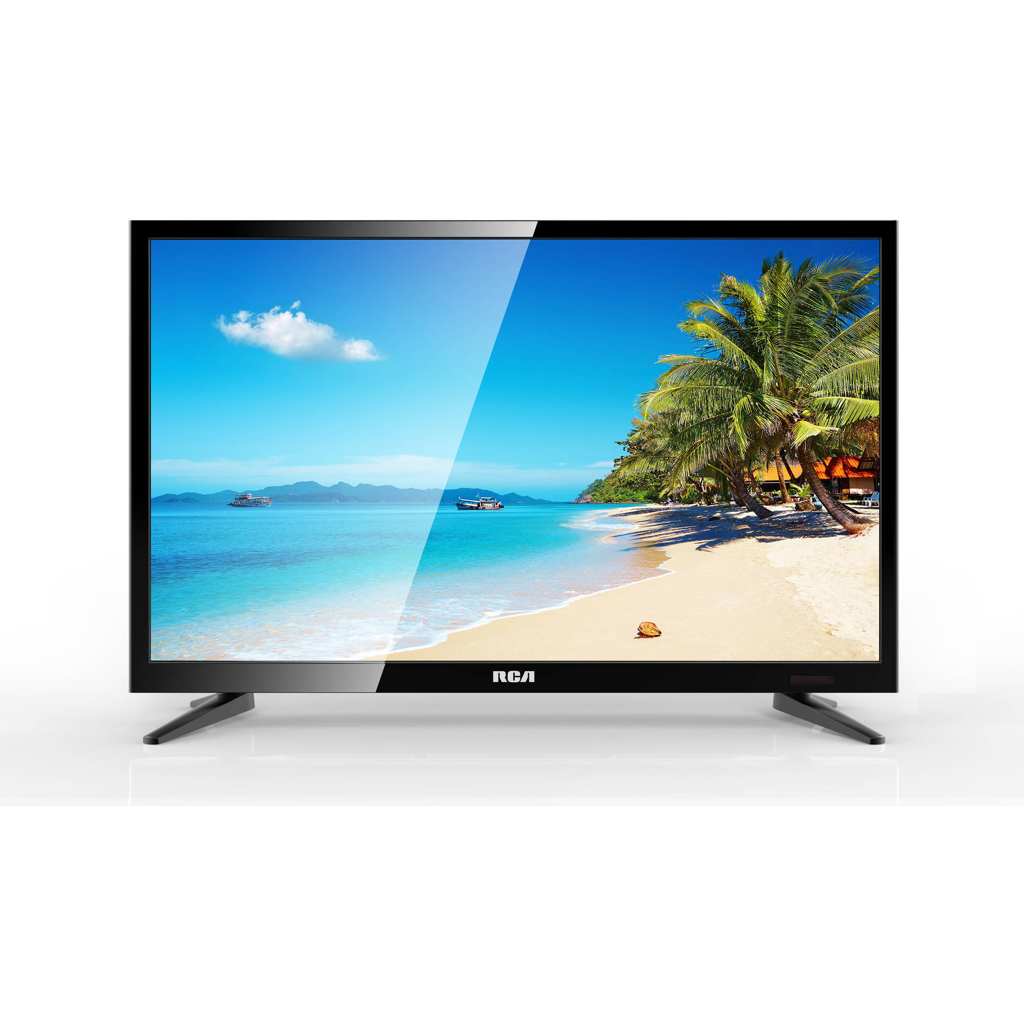 "RCA 19"" Class HD (720P) LED TV (RT1970) - Walmart.com - Walmart.com"