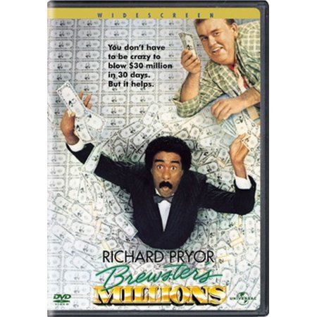 Brewster's Millions (DVD) (J Cole Forest Hills Drive Homecoming Full)