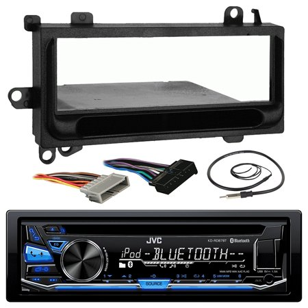 jvc kd rd87bt car cd mp3 ipod bluetooth stereo receiver. Black Bedroom Furniture Sets. Home Design Ideas