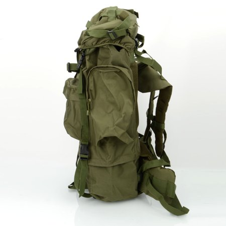 6ab01d943b0a Zimtown 80L Waterproof Camping Luggage Backpack Rucksack Bag ...
