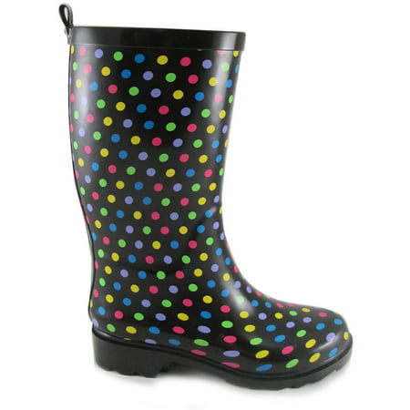 Our selection of rain boots for women is sure to make a splash! We have all the different styles and colors of rain boots that are sure to coordinate with your look. Kohl's offers women's black rain boots, yellow rain boots for women, and women's red rain boots.