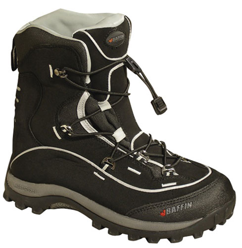 Baffin Snosport Boot/Black Size 7 P/N Softw004 Bk1 7