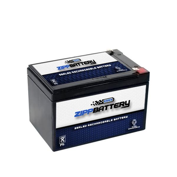 12V 12AH Sealed Lead Acid (SLA) Battery for Toy Car Play Mobile
