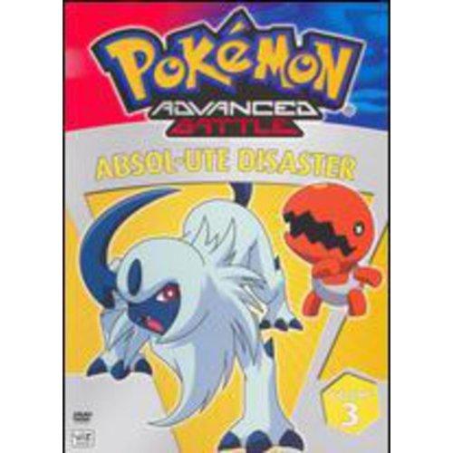Pokemon Advanced Battle, Vol. 3 Absol-Ute Disaster by