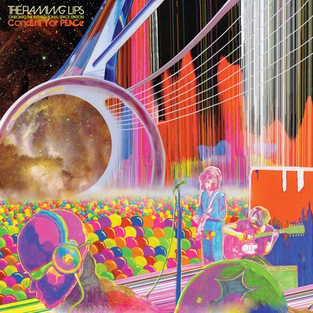 The Flaming Lips Onboard The International Space Station Concert ForPeace (CD)