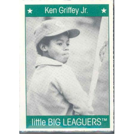 1991 More Little Big Leaguers Ken Griffey Jr. Mariners Little League