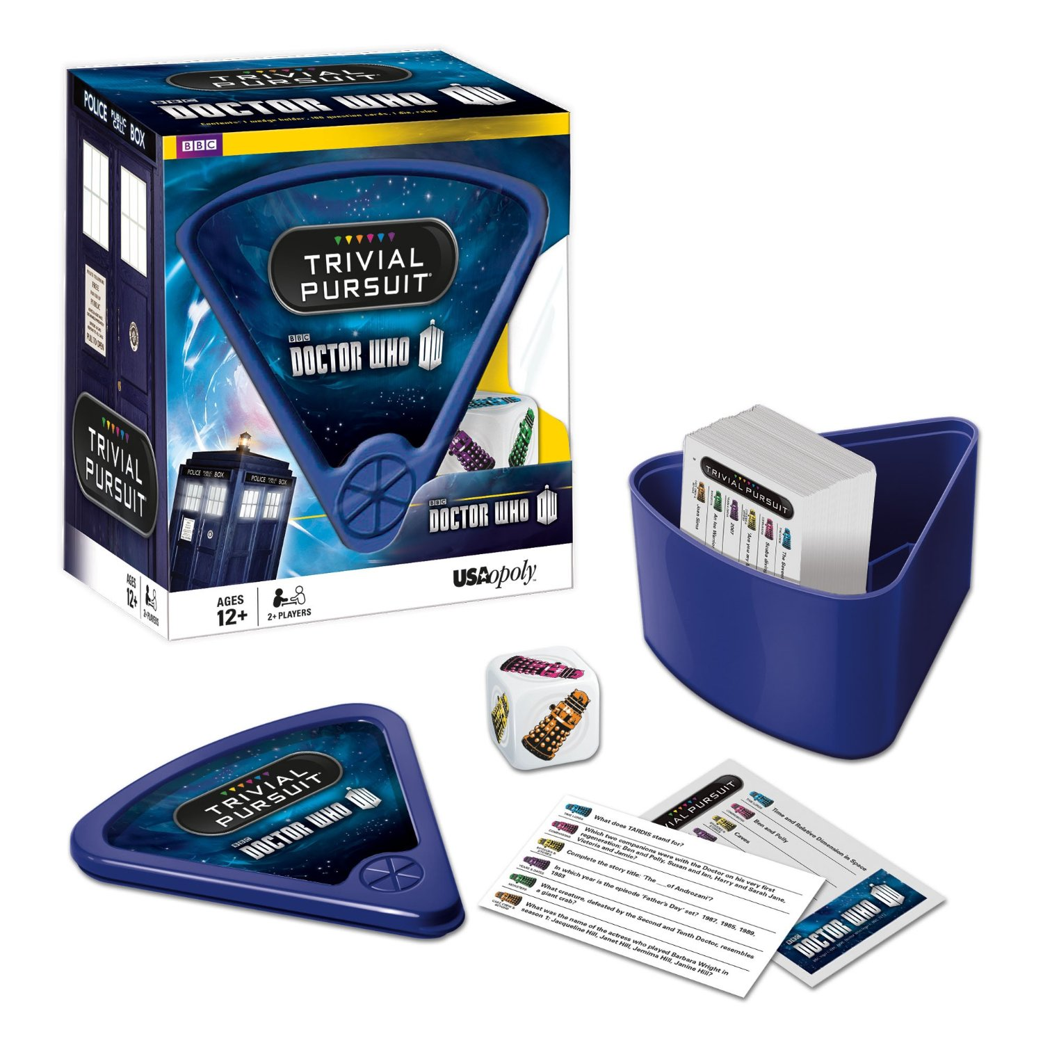 Trivial Pursuit - Doctor Who Edition New