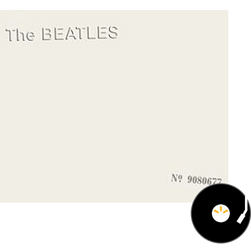 The Beatles: The White Album (Mono) (2 Vinyl LPs)