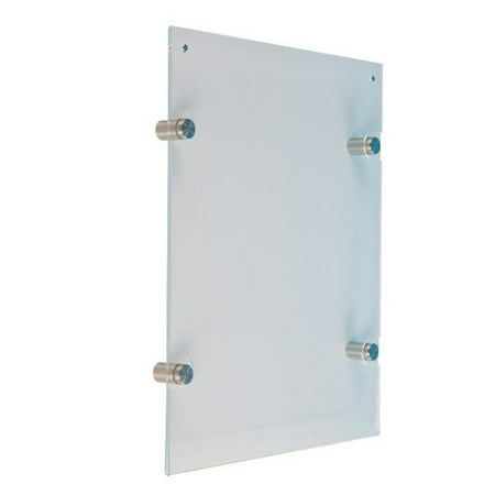 MT Displays Wall Mount Clear Acrylic Sign Holder (Wall Mount Acrylic Sign Holder)